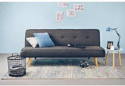 Beter bed Select slaapbank San Diego B191xD97xH82 Antraciet online kopen