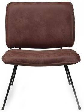 Fauteuil Rood Leer.Shabbies Amsterdam Fauteuil Leer Rood Bruin Meubelmooi Be